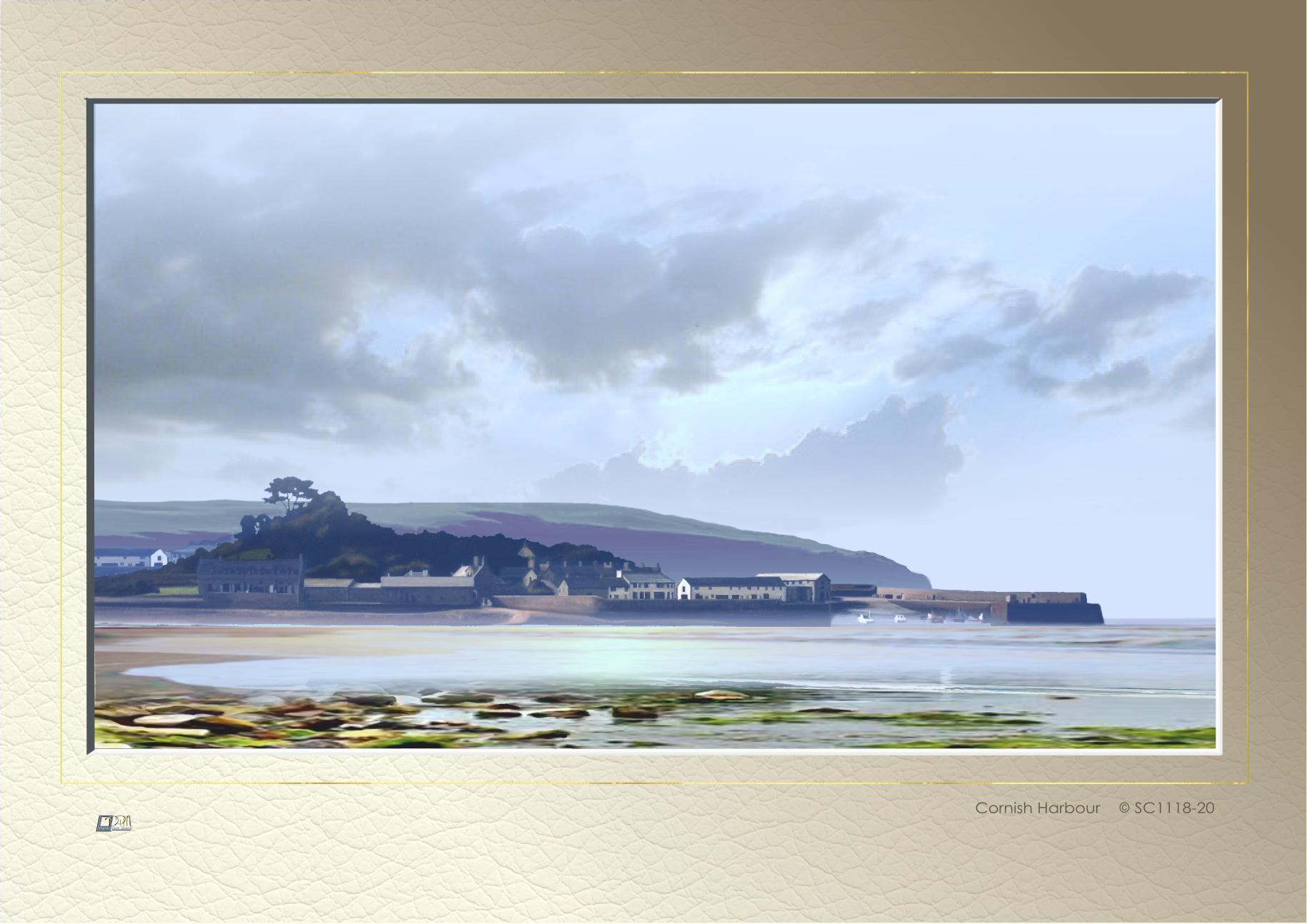 Cornish Harbour code: SC1118-20