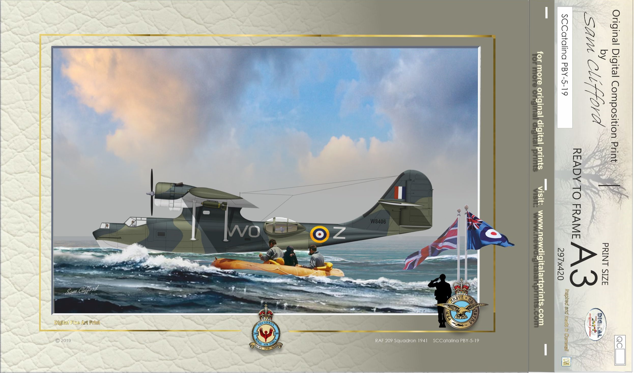 print code: SCCatalina PBY-5-19