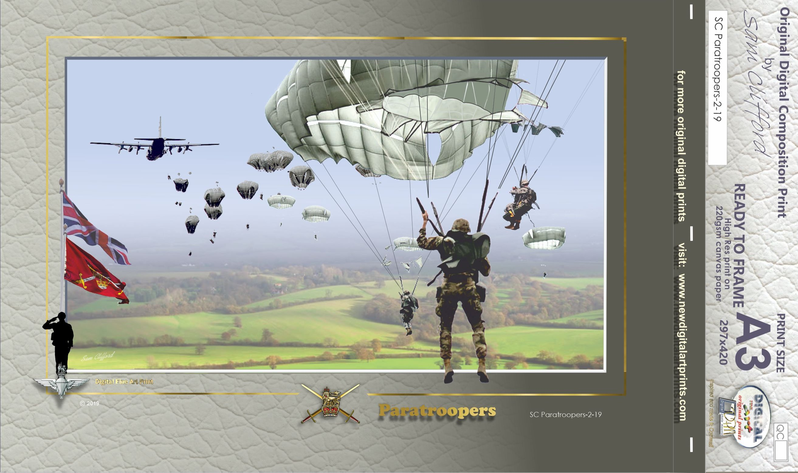 print code: SC Paratroopers-2-19