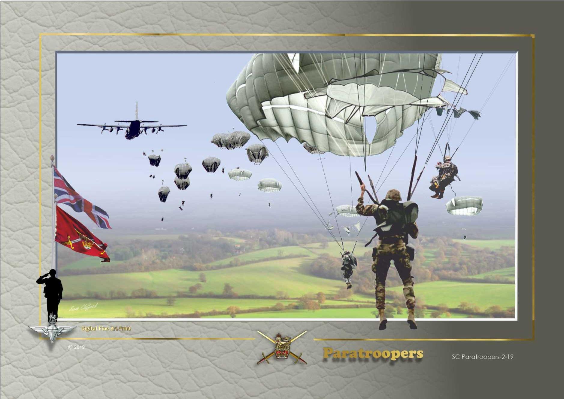 print code SC Paratroopers-19