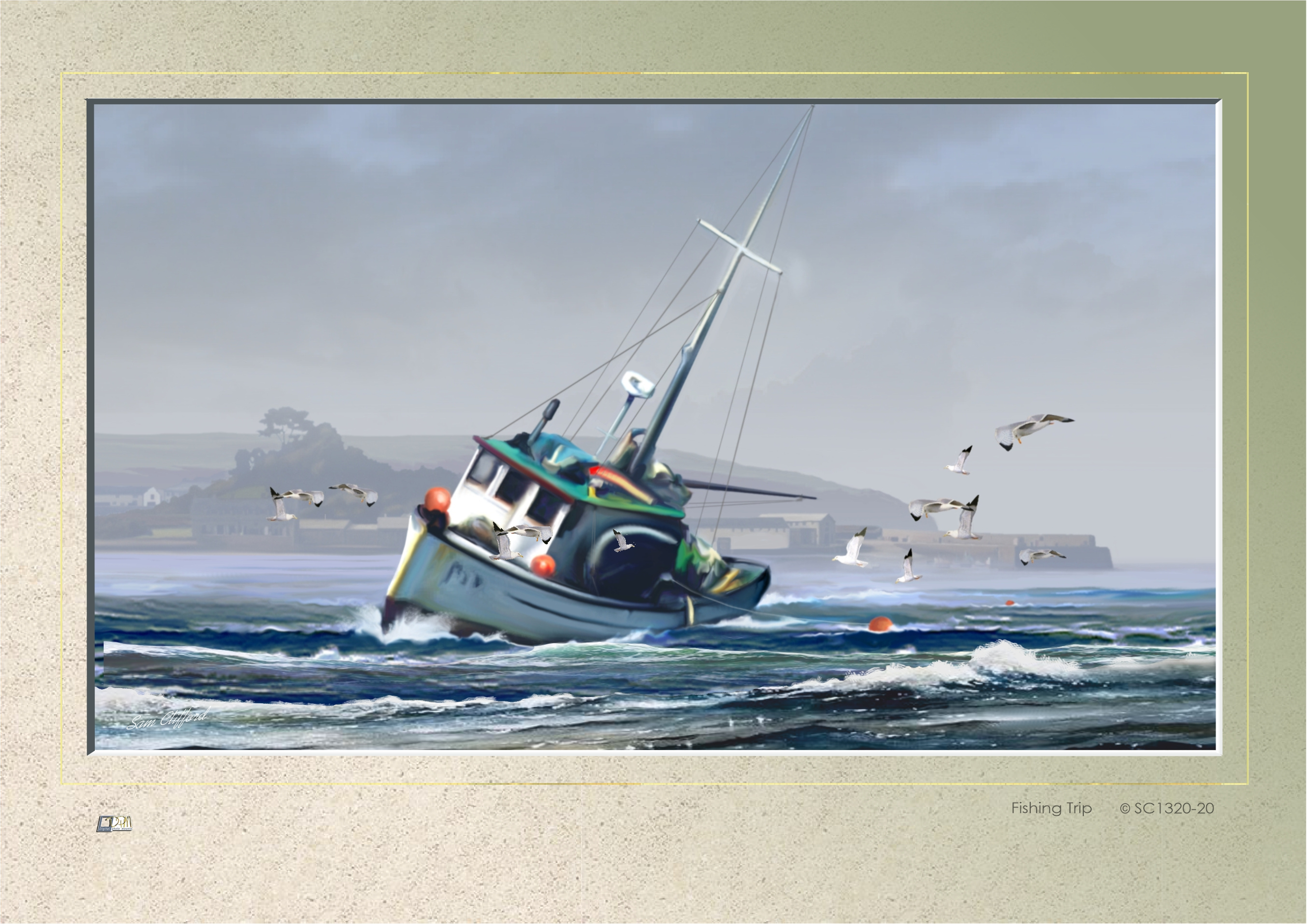 Fishing Trip  code: SC1320-20