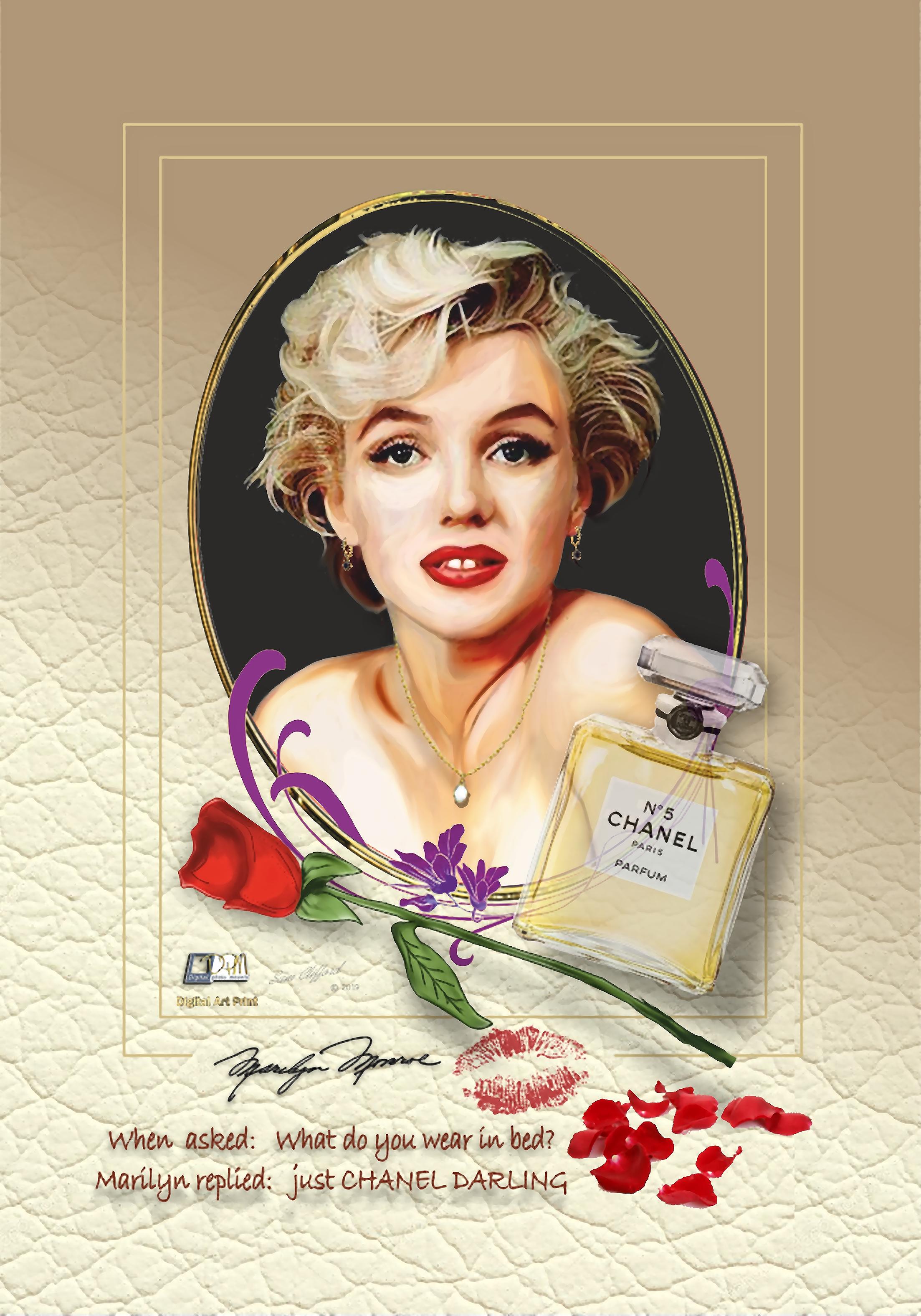 print code: SC Marilyn Monroe-20