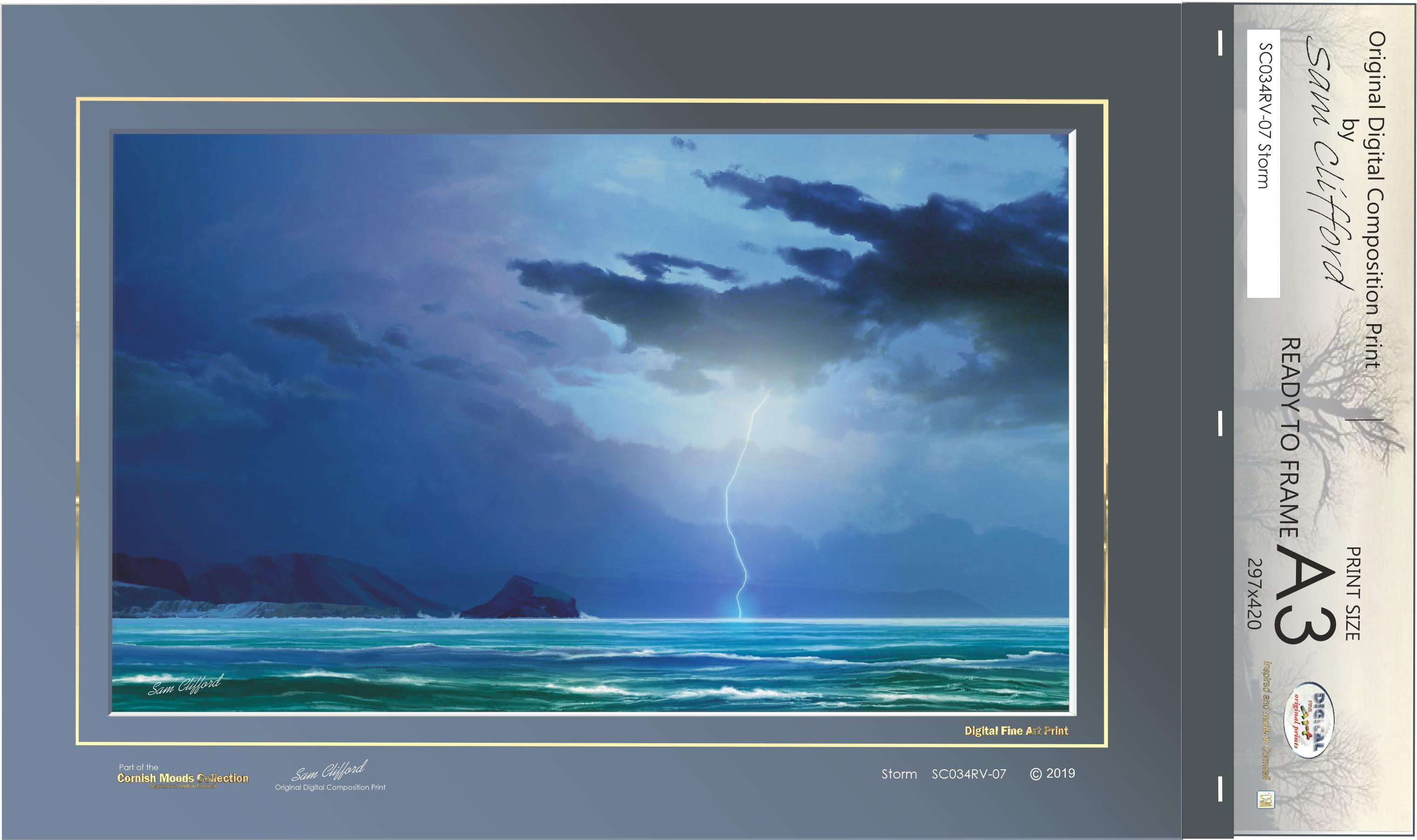 print code: Sc034RV-07  Storm