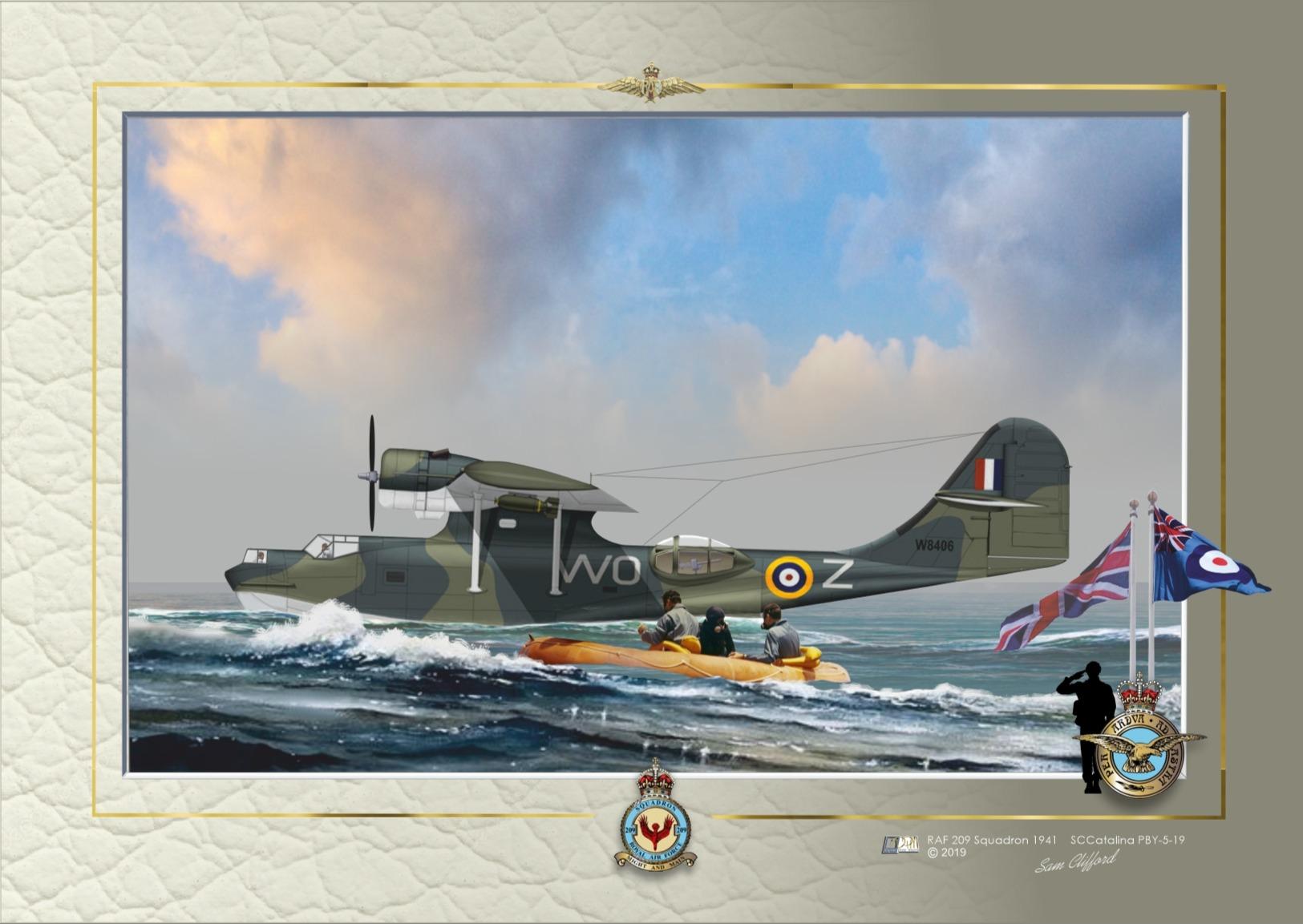 print code SCCatalina PBY-5-19