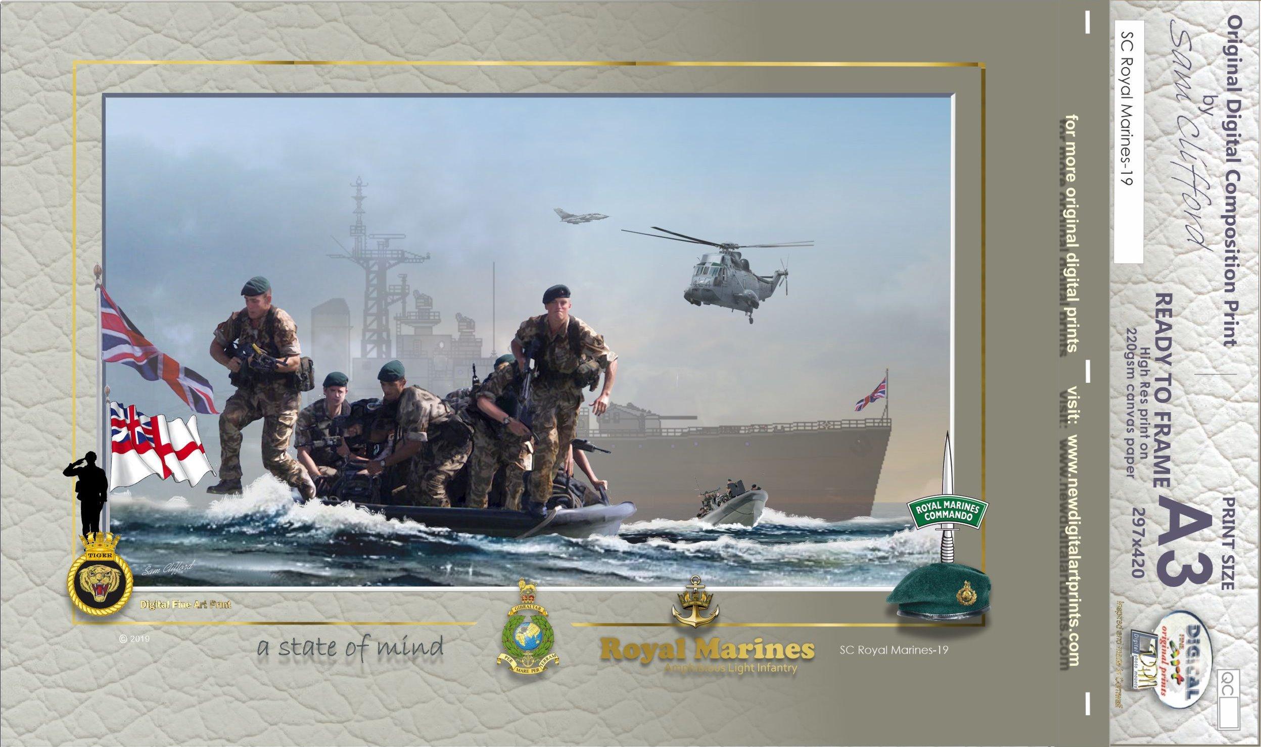 print code: SC Royal Marines-19