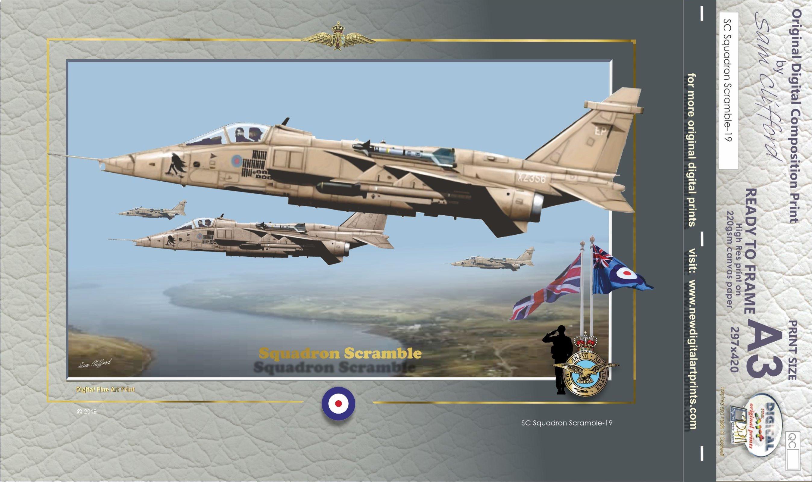 print code: Squadron Scramble-19