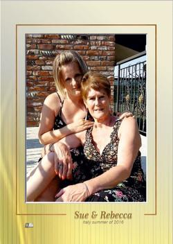A3 Photo Print  Sue - Rebecca