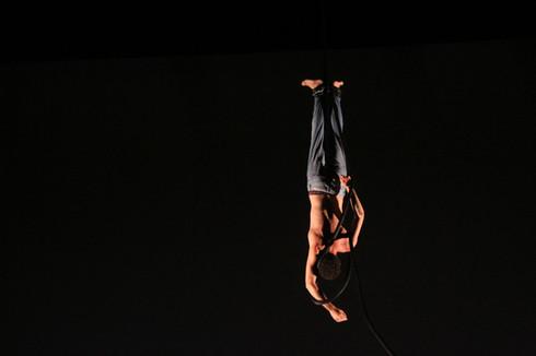 Bastien Alvarez. Théâtre du Crochetan. Monthey. Switzerland.