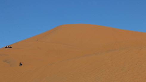 Sahara Desert. Merzouga. Marocco. Photographer: Mari Trini Giner