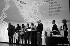Millenium Ceremony Awards - Mari Trini G