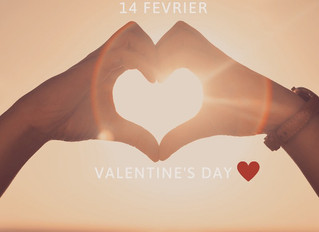 Happy Valentine's day ❤️!