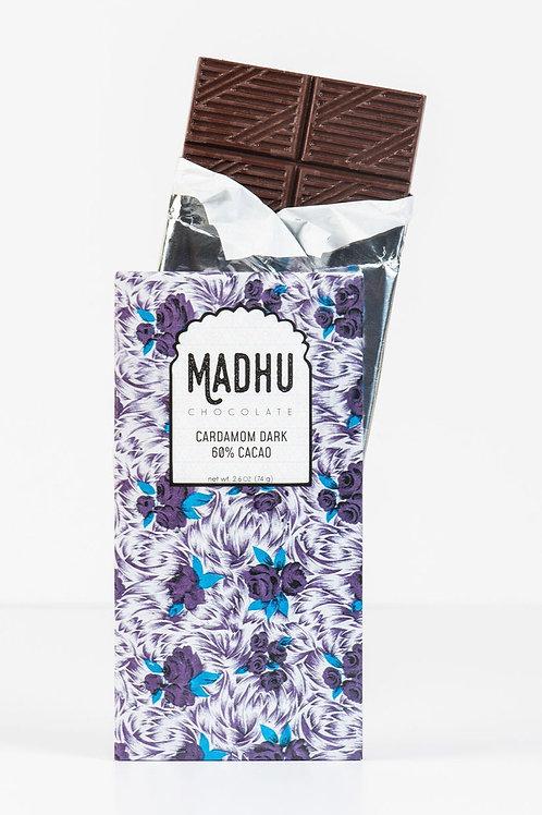 Cardamom Dark - 60% Cacao