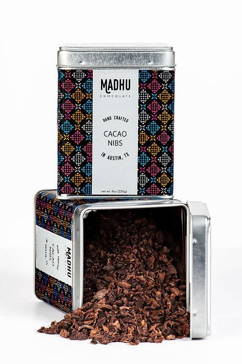 Cacao Nibs - 8oz