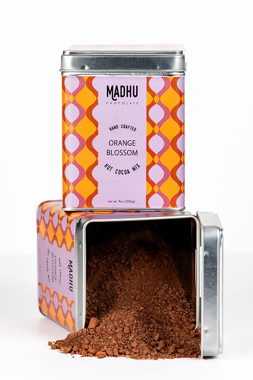 Hot Cocoa Mix - Orange Blossom - 9oz