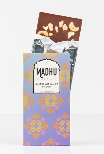 Coconut Milk Cashew - 54% Cacao