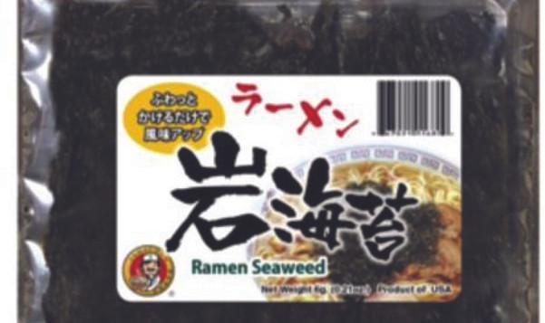 51467 Iwanori Ramen Seaweed