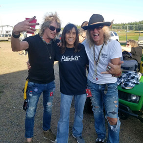 Jeff Keith is a Cool Dude!