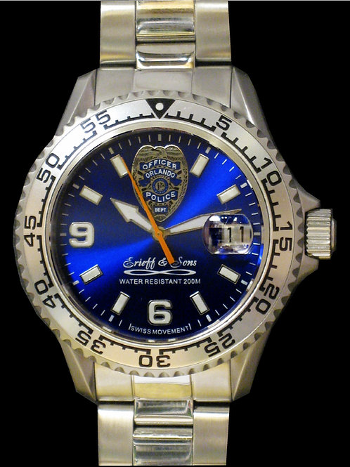 Orlando Police Department Dive Watch