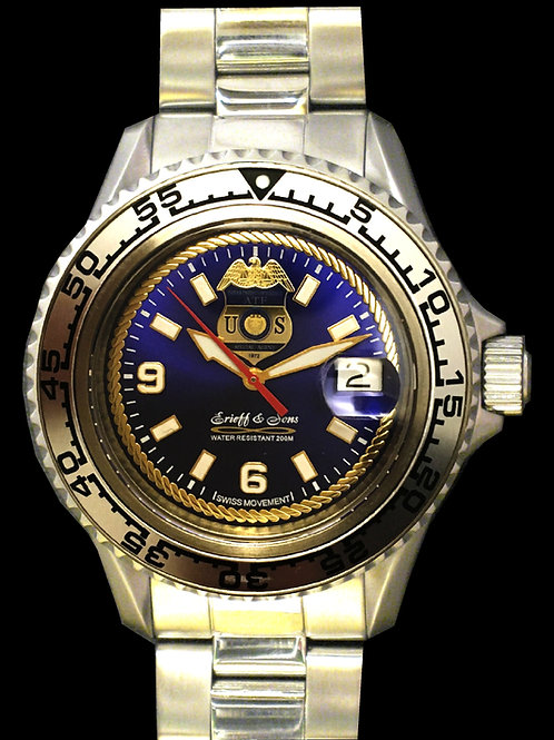 ATFE  Man's Swiss Movement Dive Watch