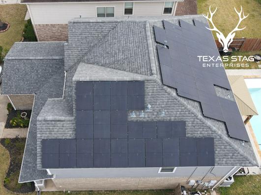 Solar panels, Houston TX