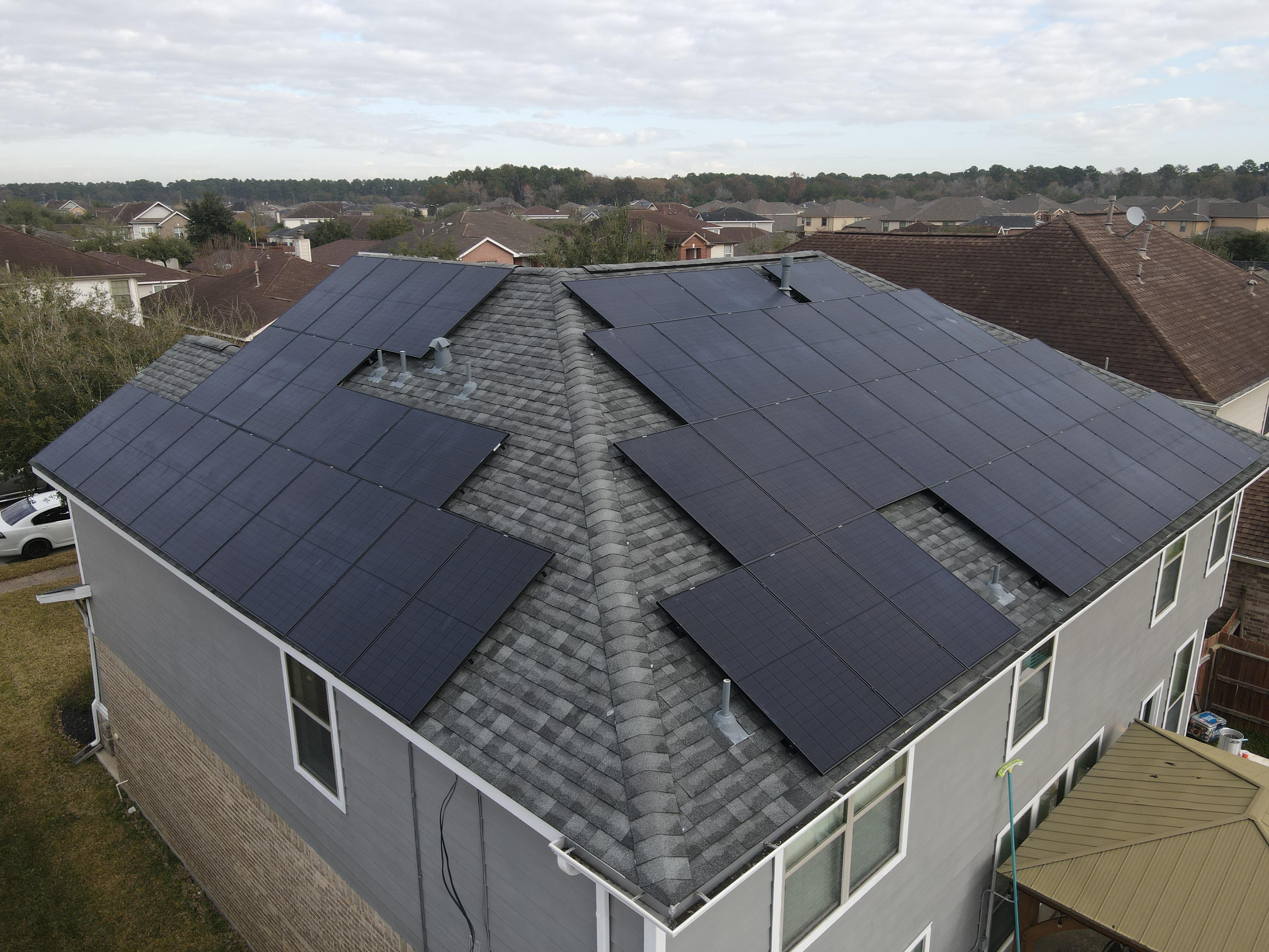 Solar System Consultation-Houston