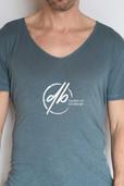 Beflockung T-Shirt Textildruck DürnBerger