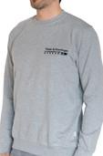 Beflockung Pullover