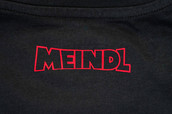Beflockunt T-Shirt MEINDL