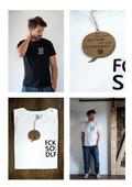 Beflockung T-Shirt FCK SÖDLF
