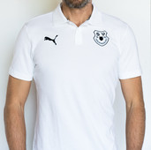 Flockdruck Polo-Shirt SV Frauenbiburg