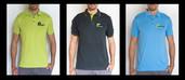 Beflockung Polo-Shirts Plereiter