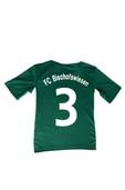 Beflockung Trikot FC Bischofswiesen