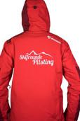 Beflockung Skijacke Skifreunde Pilsting