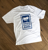 Flockdruck T-Shirt Antifa