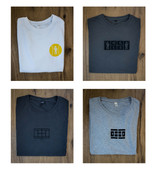 Beflockung T-Shirts Tennis