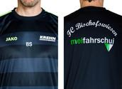 Beflockung Shirt FC Bischofswiesen