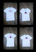 Beflockung T-Shirts Stenz Royal Summer