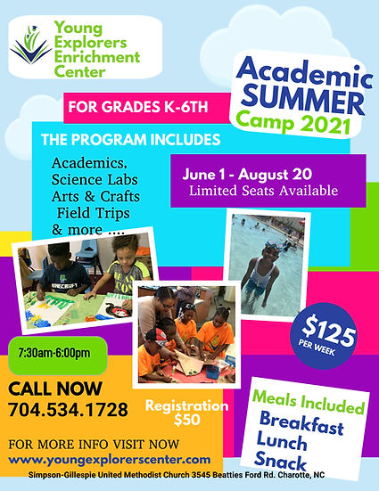 Copy of Copy of kids summer camp summer