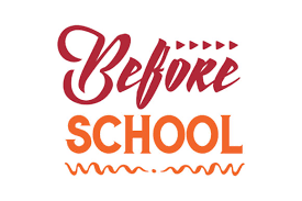 September 7-October 1 Before School