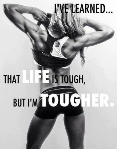 Fitgirlsrock tough