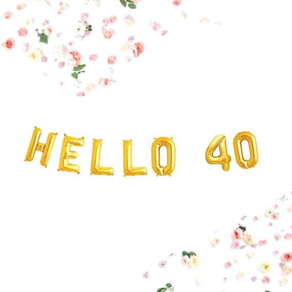hello 40