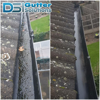 Gutter Clearout 2