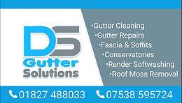 Gutter Cleaning & Repair Service