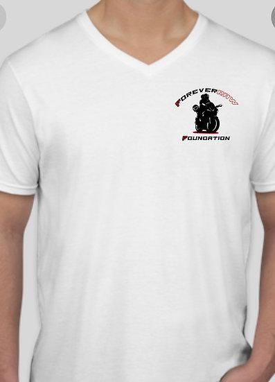 ForeverRAW V-neck T-shirt