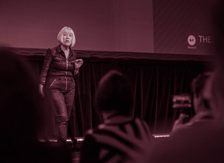 """Cindy Gallop: """"I Like Blowing Shit Up!"""""""