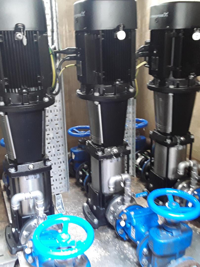 Arden Estate Booster Pumping Station