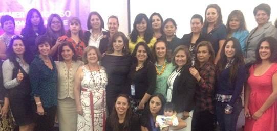 Mujeres en positivo en Qro