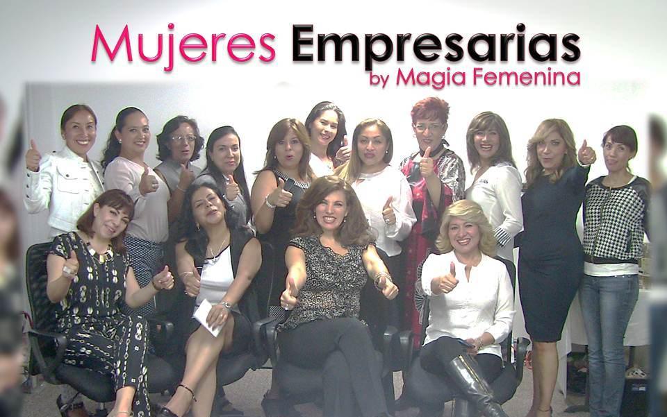 Mujeres Empresarias