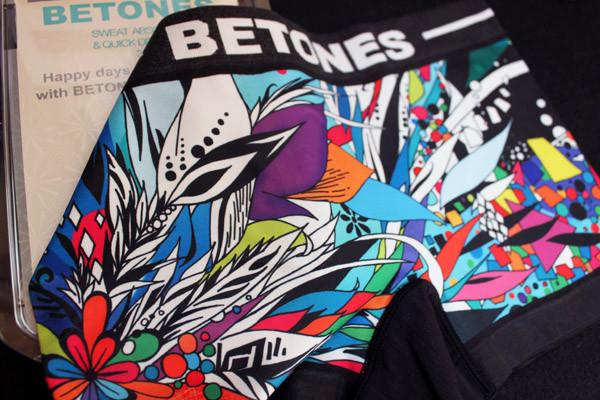 BETONES/ ボクサーパンツ