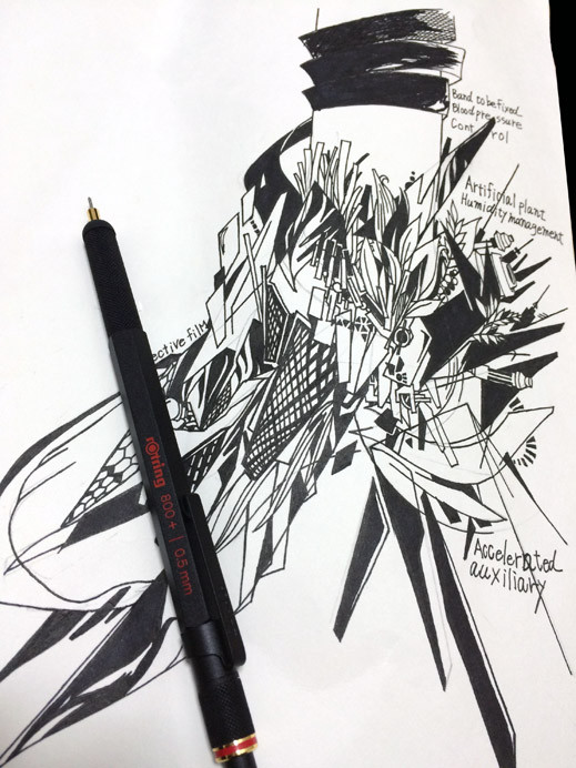 """ROTRING  """"ThinkOn Challenge"""" COMPETITION"""
